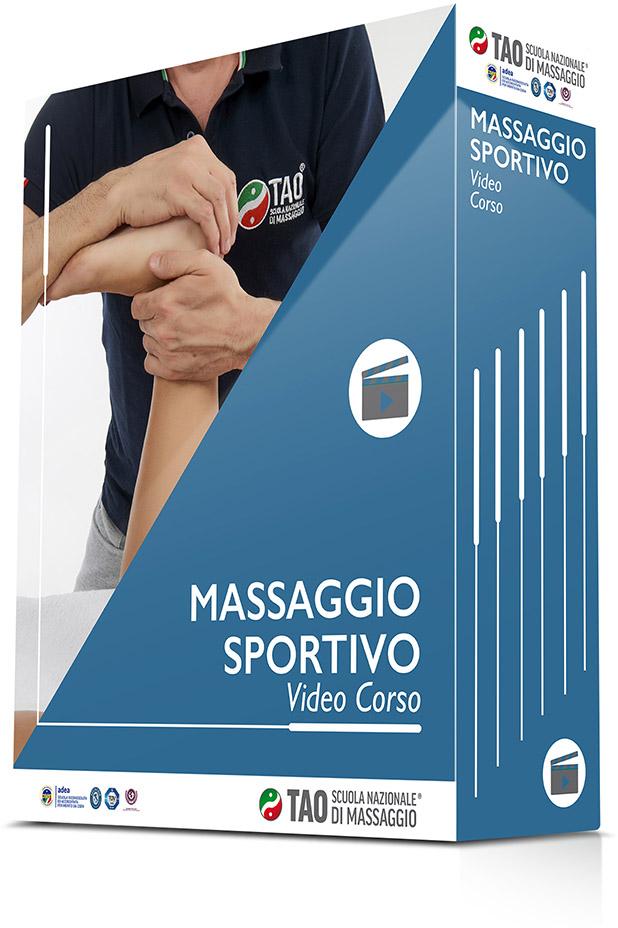 mockup video corso massaggio sportivo