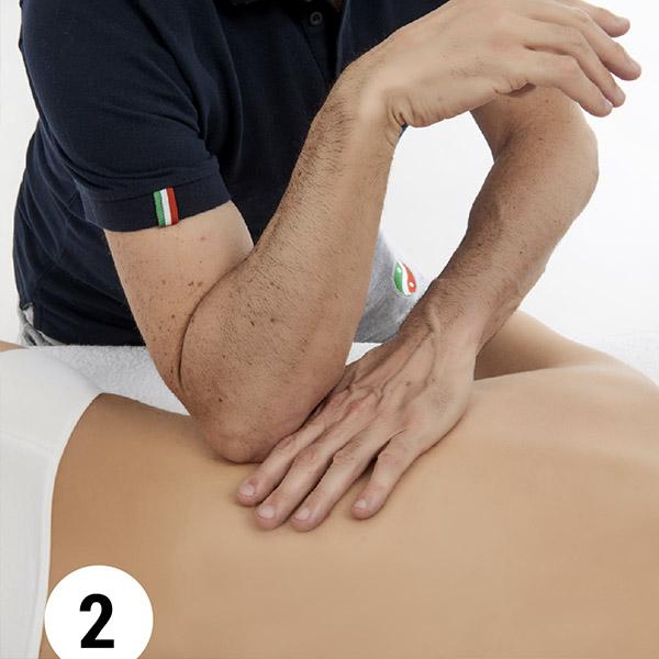 massaggio trasverso profondo